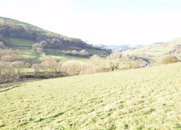 Thumbnail Farm for sale in Accommodation Land, Yr Allt, Mallwyd, Machynlleth, Powys