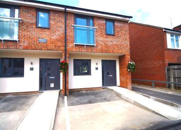 Thumbnail 1 bedroom end terrace house for sale in Rose Court, High Street, Farnborough