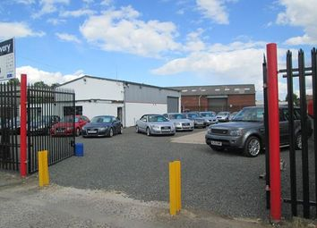Thumbnail Light industrial for sale in Plot 4, Hoylake Road, South Park Industrial Estate, Scunthorpe, North Lincolnshire
