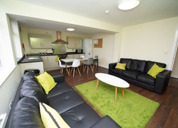 Thumbnail 6 bed shared accommodation to rent in Broomgrove Road, Collegiate, Sheffield