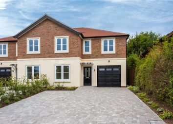 Thumbnail 4 bed semi-detached house for sale in Eleanor Road, Chalfont St Peter, Buckinghamshire