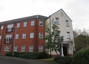 Thumbnail 2 bed flat for sale in Meadow Side Road, East Ardsley, Wakefield
