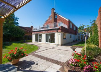 Thumbnail 6 bed detached house for sale in Coombe Hill Road, Coombe, Kingston Upon Thames