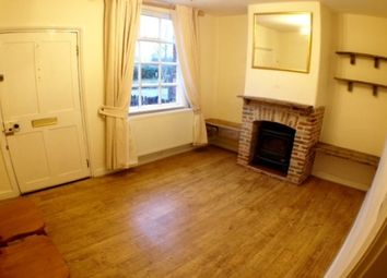 Thumbnail 2 bed terraced house to rent in Canal Side, Barlaston, Stoke-On-Trent