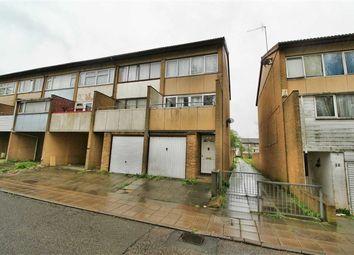 Thumbnail 3 bed end terrace house for sale in Penryn Avenue, Fishermead, Milton Keynes