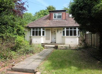 Thumbnail 4 bed bungalow for sale in High Street, Findon Village, Worthing