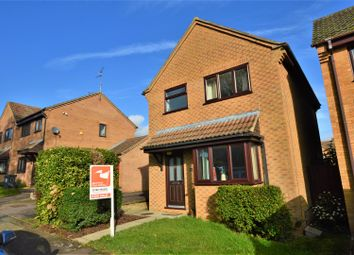 Thumbnail 3 bed detached house for sale in Willow Lane, Kings Cliffe, Peterborough
