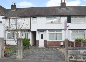 Thumbnail 3 bed terraced house for sale in Woodhead Road, New Ferry, Wirral