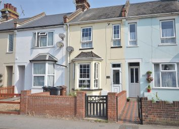 Thumbnail 3 bed terraced house for sale in St. Osyth Road, Clacton-On-Sea