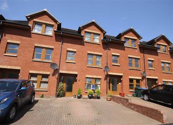 Thumbnail 4 bed town house for sale in Wood Street, Catrine, Ayrshire