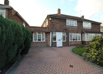 Thumbnail 3 bed semi-detached house for sale in High Street, Stanwell, Staines-Upon-Thames