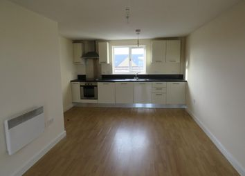 Thumbnail 2 bed flat to rent in Four Chimneys Crescent, Hampton Vale, Peterborough