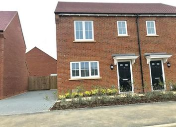 Thumbnail 3 bed semi-detached house for sale in Wardington Road, Banbury, Oxfordshire