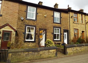 Thumbnail 2 bed terraced house to rent in Peel Brow, Ramsbottom, Greater Manchester