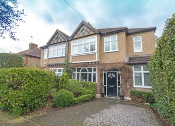Thumbnail 5 bed semi-detached house for sale in Lyndhurst Avenue, Pinner