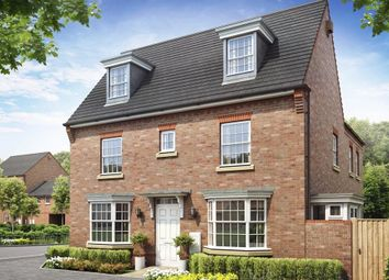 """Thumbnail 4 bed semi-detached house for sale in """"Hereford"""" at Cherry Orchard, Castle Hill, Ebbsfleet Valley, Swanscombe"""