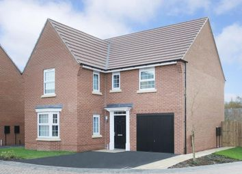 "Thumbnail 4 bedroom detached house for sale in ""Drummond"" at Park View, Moulton, Northampton"