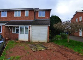 2 bed semi-detached house for sale in Cheviot, Wilnecote, Tamworth, Staffordshire B77