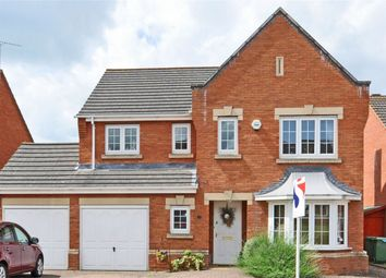 Thumbnail 4 bed detached house to rent in Galileo Gardens, Cheltenham