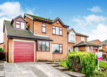 Thumbnail 4 bed detached house for sale in Woodlands Drive, Skelmanthorpe, Huddersfield
