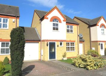 3 bed link-detached house for sale in Quail Walk, Royston SG8