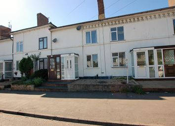 Thumbnail 2 bed terraced house for sale in High Street, Wollaston