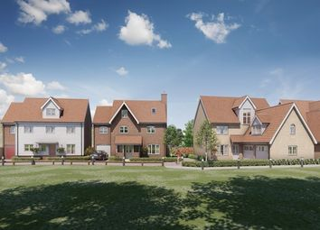 Thumbnail 5 bed detached house for sale in Five Oaks Lane, Chigwell, Essex
