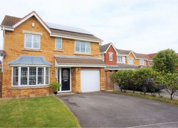 Thumbnail 4 bed detached house for sale in Gala Close, Hartlepool