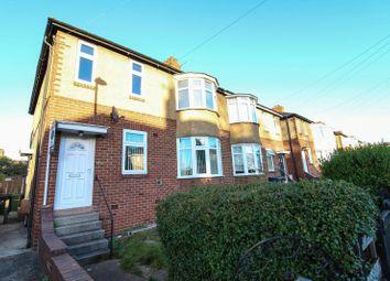 Thumbnail 3 bedroom flat to rent in Tantobie Road, Denton Burn, Newcastle Upon Tyne