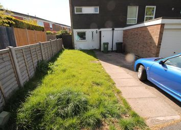 Thumbnail 3 bedroom semi-detached house to rent in Greensward Lane, Redditch, Matchborough West, Redditch