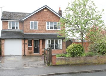 Thumbnail 5 bed detached house for sale in Queens Drive, Sandbach