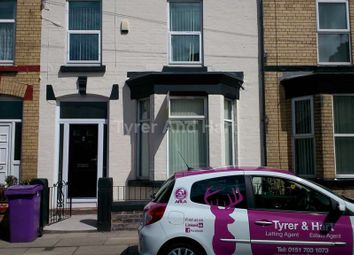 Thumbnail 4 bed shared accommodation to rent in Nicander Road, Allerton, Liverpool, Merseyside