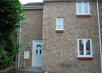 Thumbnail 2 bed end terrace house to rent in Burwell Meadow, Witney