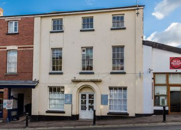 Thumbnail 1 bed flat to rent in North Street, Crediton