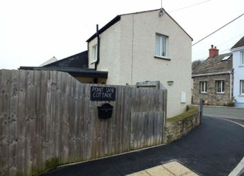 Thumbnail 2 bed cottage for sale in Cosheston, Pembroke Dock
