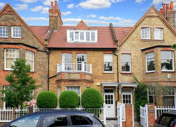 Thumbnail 4 bedroom terraced house for sale in Marlborough Crescent, Bedford Park, London