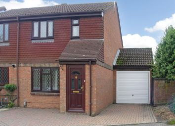 Thumbnail 3 bed end terrace house for sale in Larchwood, Thorley, Bishop's Stortford