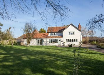 Thumbnail 5 bedroom detached house for sale in Cawston Road, Reepham, Norwich