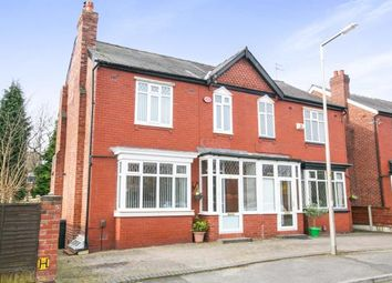 Thumbnail 3 bedroom semi-detached house for sale in Katherine Road, Great Moor, Stockport, Cheshire
