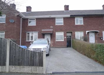 Thumbnail 3 bed terraced house for sale in Woolsthorpe Crescent, Kirk Hallam, Derbyshire