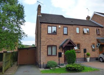 Thumbnail 2 bed semi-detached house for sale in Best Avenue, Burton-On-Trent, Staffordshire