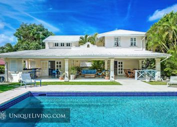 Thumbnail 4 bed villa for sale in St James, Barbados, Caribbean