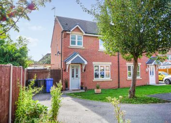 Thumbnail 3 bed semi-detached house for sale in Knights Road, Derby