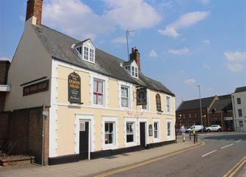 Thumbnail Pub/bar for sale in Church Terrace, Wisbech