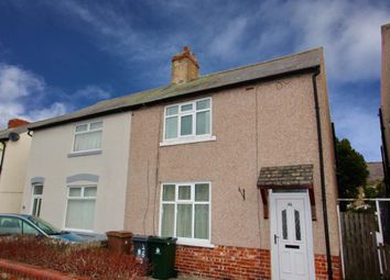 Thumbnail 2 bedroom semi-detached house to rent in Uplands, Monkseaton, Whitley Bay.