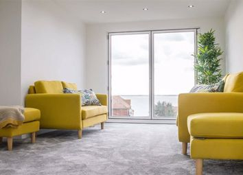 Thumbnail 3 bed flat for sale in Station Road, Westcliff-On-Sea, Essex