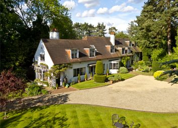 6 bed detached house for sale in Leigh Court Close, Cobham, Surrey KT11