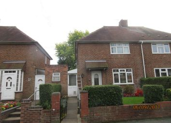 Thumbnail 2 bed semi-detached house for sale in Phillips Avenue, Wednesfield