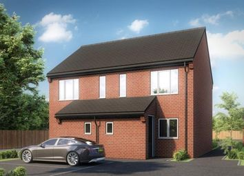 Thumbnail 3 bedroom semi-detached house for sale in Claypit Lane, Fakenham