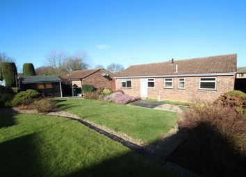 Thumbnail 3 bedroom detached bungalow for sale in Glemsford Road, Stowmarket